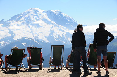 Mt. Rainier + Crystal Gondola  7-26-16