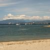 Isabella & Carol - English Bay Beach, Vancouver