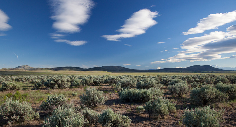 Oregon high desert