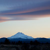 Mt. Jefferson, Oregon near sunset