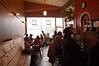 The wonderful Monkey Tree Cafe and Bakery.