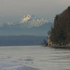 Olympic mountains from Possession Point
