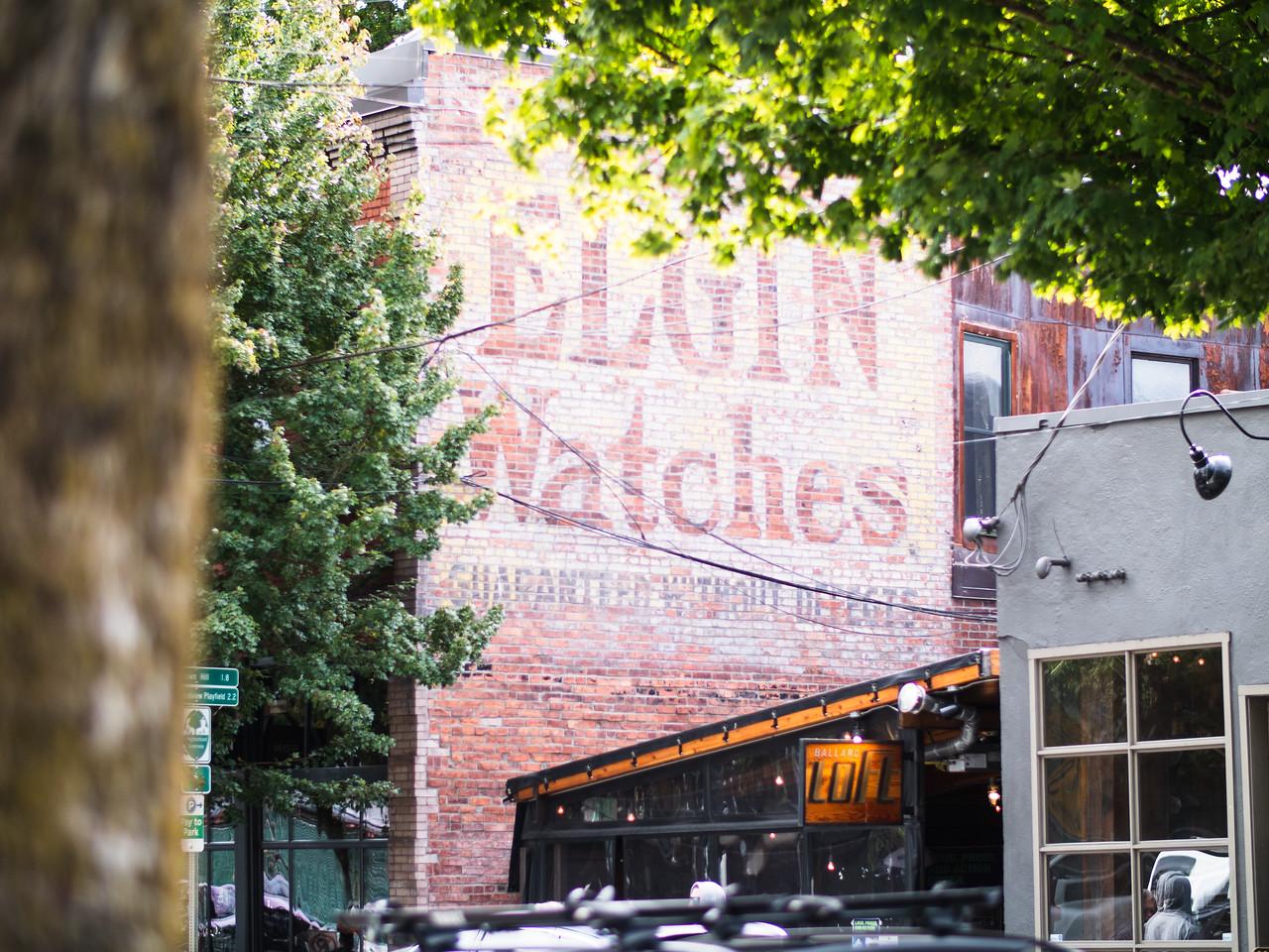 Old Ballard   Seattle, Wa   October 2017