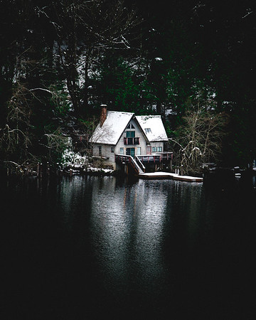 lake-sutherland-cabin