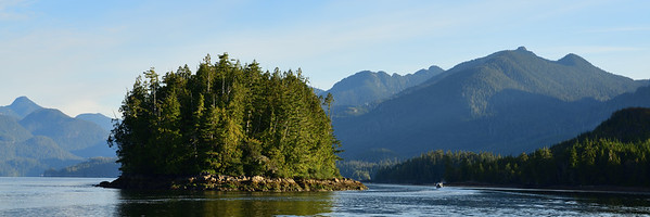 Islands & Inlets of Vancouver Island