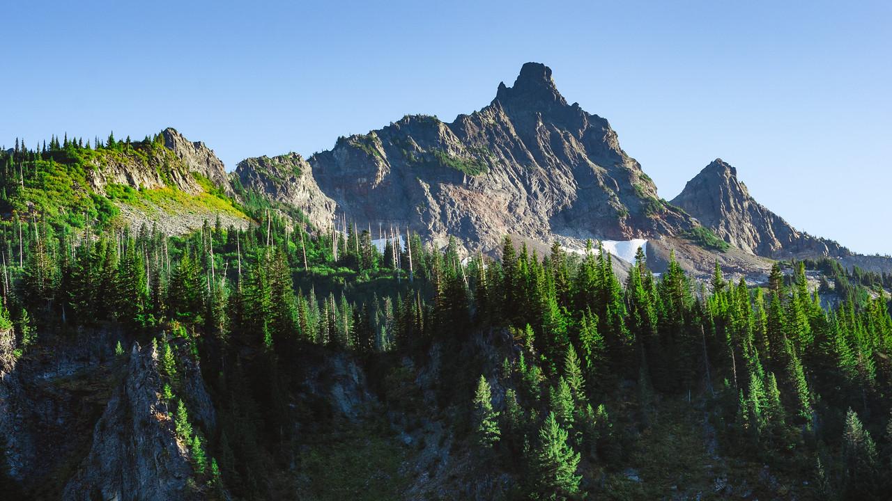 Mt. Rainier National Park   September 2017