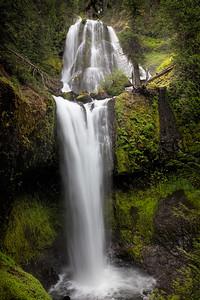 Falls Creek Falls, Oregon
