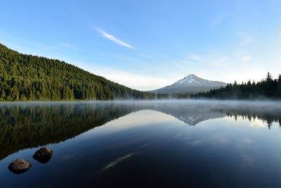 Mount Hood Reflection
