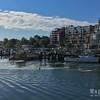 Entering Victoria Harbor