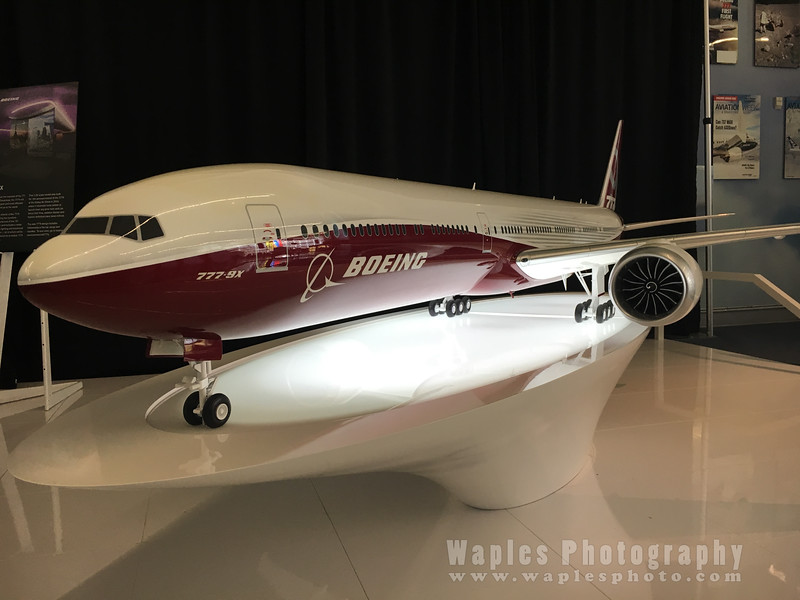 The next generation Boeing 777