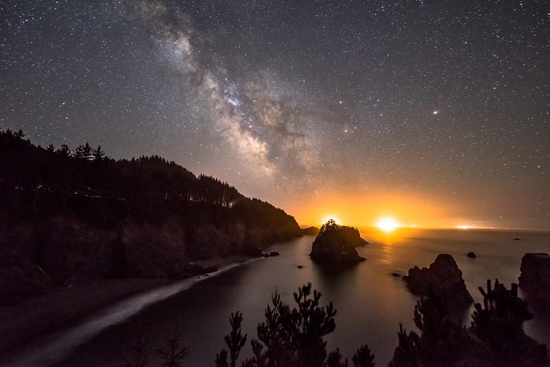 Coastal Stardust