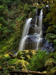 Upper Kentucky Falls, Oregon