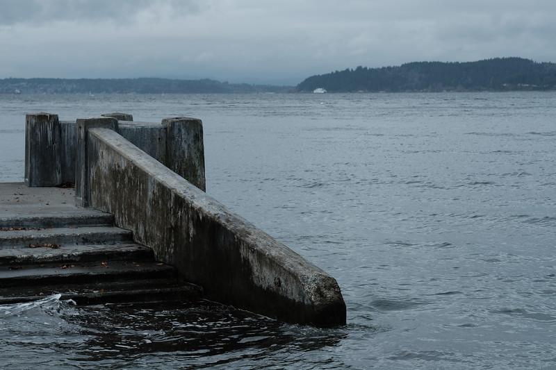 Alki Beach   Seattle, WA   November 2017