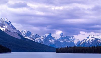 Maligne Lake, Jasper NP