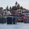 Entering Friday Harbor