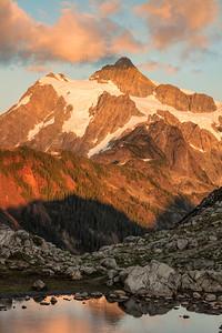 Mt Shuksan & Tarn