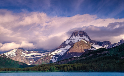 Swiftcurrent, Glacier NP
