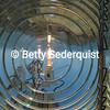 Light and Fresnel Lens, Cabo Blanco Lighthouse, Oregon Coast