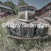 Abandoned Ford Truck, Idaho