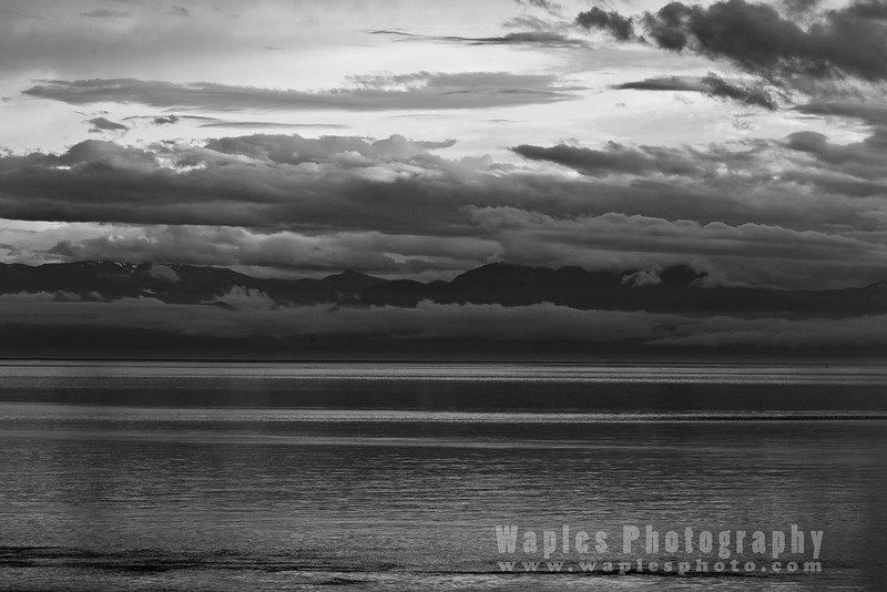 Vancouver in B&W