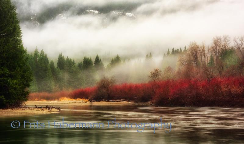 White River Rain