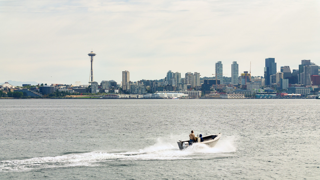 Seattle, WA | August 2017