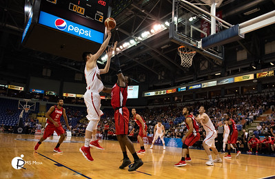 Pacific Rim Basketball Classic – Canada vs. China | Save-On-Foods Memorial Arena | Victoria BC