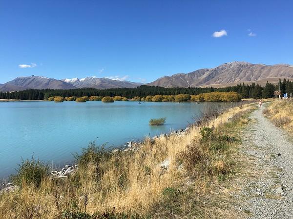 Lake Tekapo again