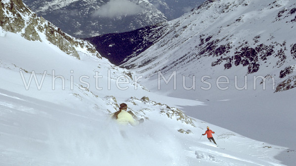 Staff bonus ski day 03 (Blackcomb Glacier)