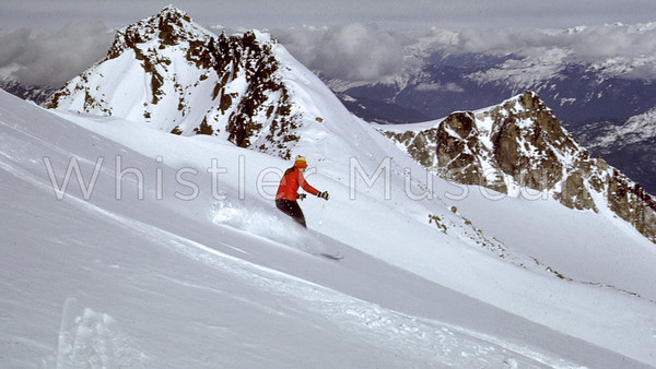 Staff bonus ski day 021 (Blackcomb Glacier)