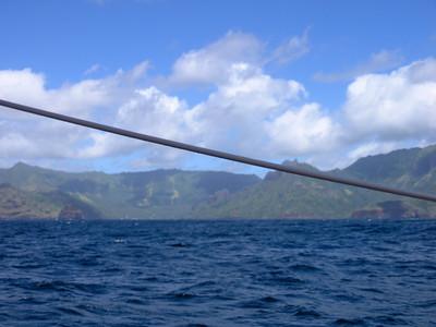 Marquesas - Landfall