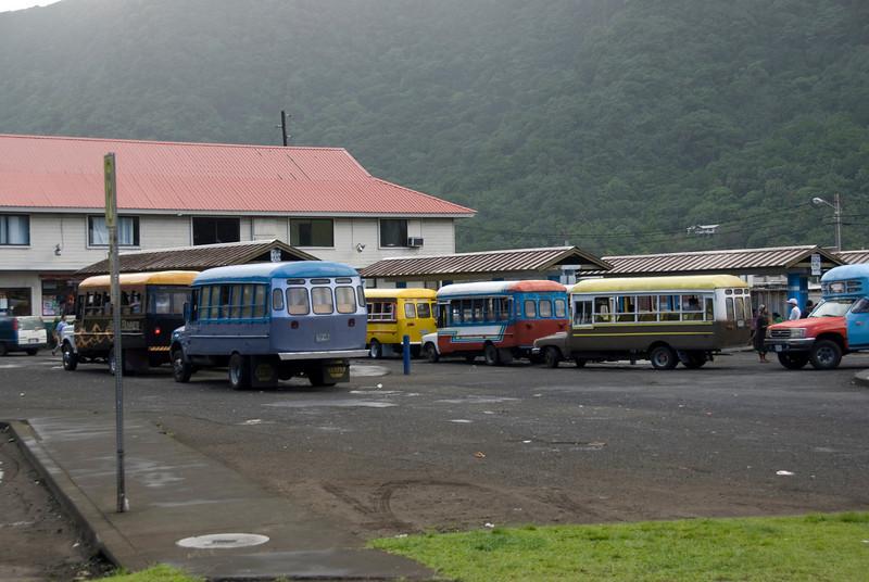 Buses in American Samoa