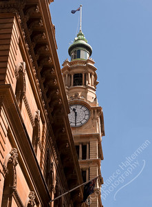 Sydney - clock tower