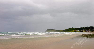Lennox Head - coast