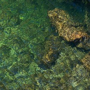 Litchfield National Park, Tolmer Falls - plunge pool