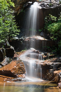 Kakadu National Park, Boulder Creek - waterfall