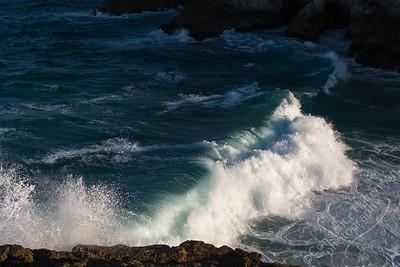 North Stradbroke Island - waves