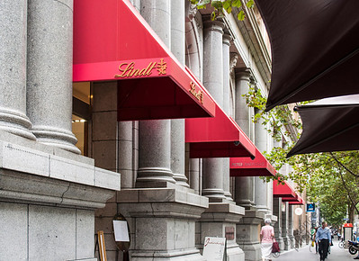 Lindt Chocolate, Melbourne