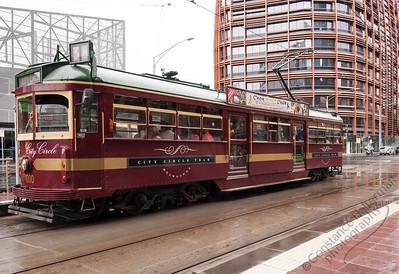 Melbourne - city tram
