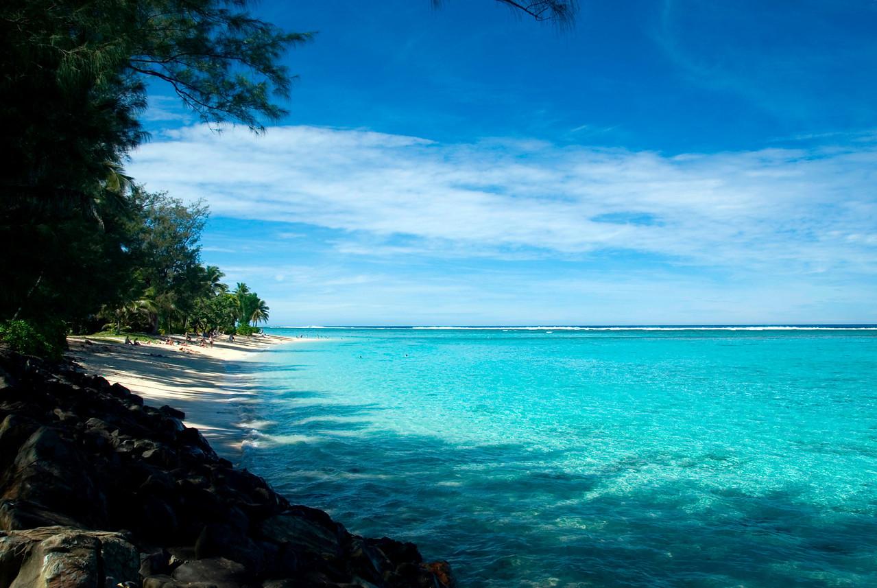Southwest Beach - Rarotonga, Cook Islands