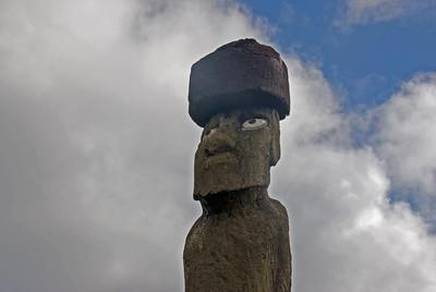 Tahai Maoi - Easter Island