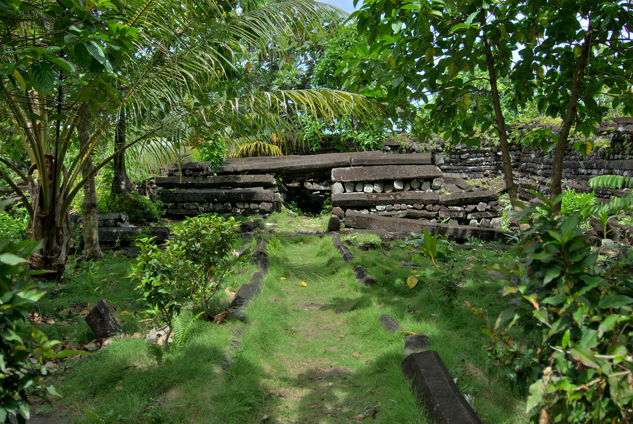 Nan Madol: Ceremonial Centre of Eastern Micronesia