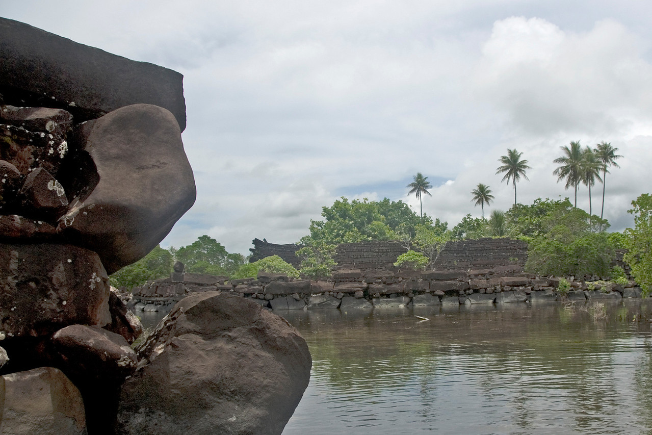 Nan Modal 3 - Pohnpei, FSM