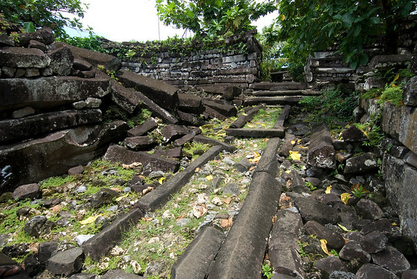 Stones of Nan Madol