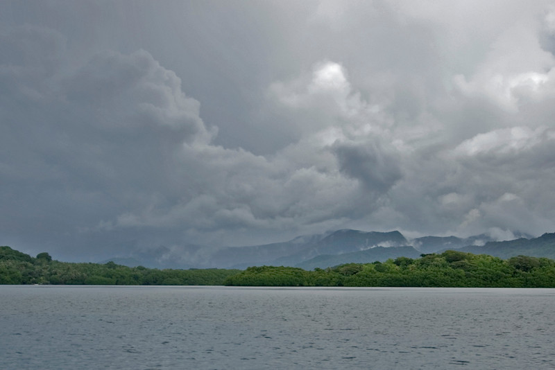 Storm Over Pohnpei