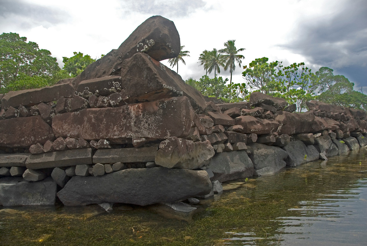 Nan Modal 8 - Pohnpei, FSM