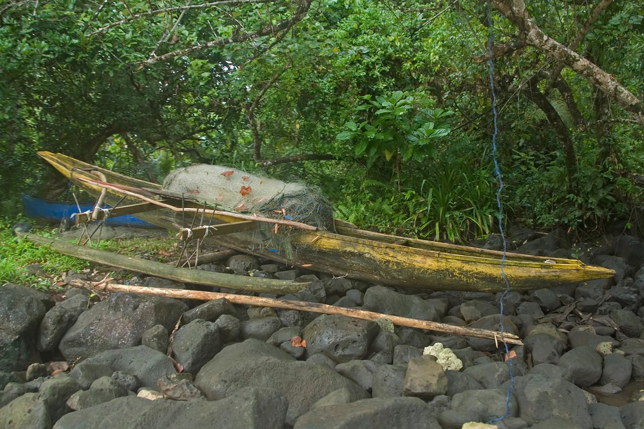 Canoe - Pohnpei, FSM