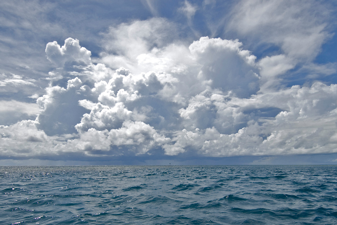 Cloudscape - Pohnpei, FSM