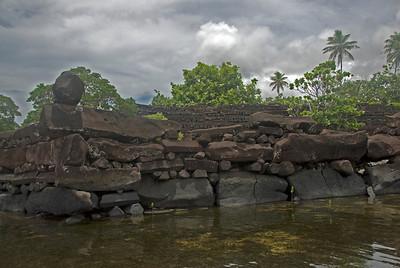 Nan Modal 6 - Pohnpei, FSM