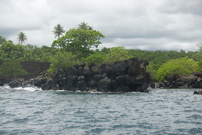 Nan Modal Harbor Entrance - Pohnpei
